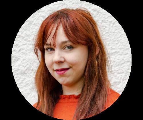 Julia Kramer Gastbloggerin